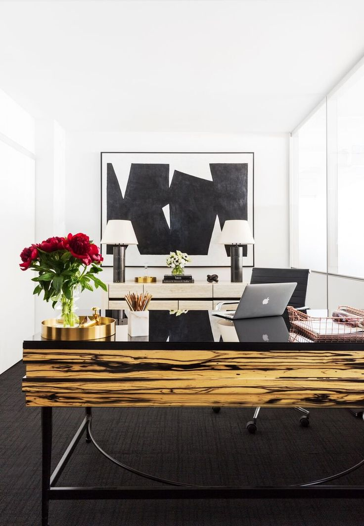 MyDomaineu0027s NYC Office Gets A Sleek, Chic Makeover