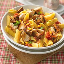 Weight Watchers - Penne met kip - 10ppt