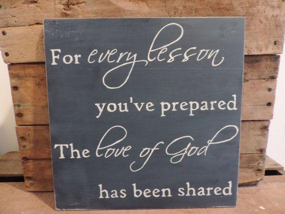 Bible study teacher | Etsy