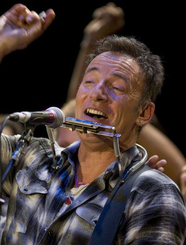 Bruce Springsteen 1980s Live