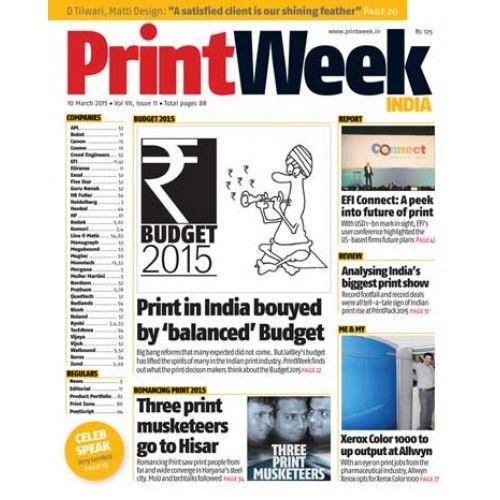 PrintWeek India