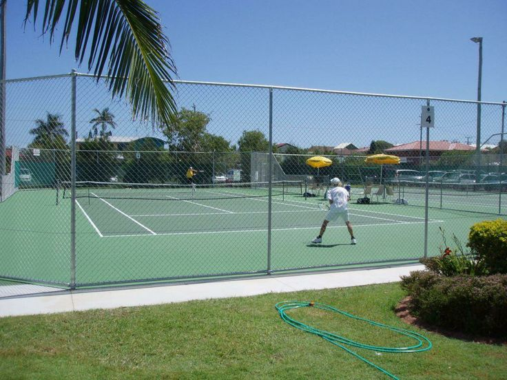 One court for playing dozens of games.  Does this sound good???? Yes, you can enjoy playing dozens of games in a multisport court. A multisport court in the backyard of your home is a sensible investment for your family and home.
