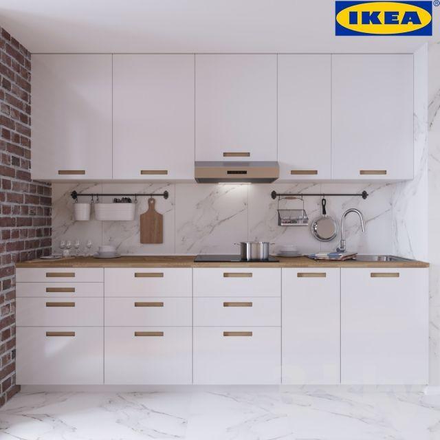 Ikea Märsta 11th Street Kitchen Cuisine Ikea Kitchen