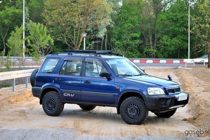 Crv Off Road >> Off Road Honda Crv Off Road