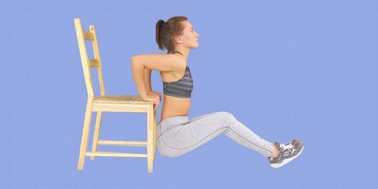 Упражнения с собственным весом и гантелями помогут вам хорошо проработать мышцы рук, визуально делая их более подтянутыми и красивыми. Эти пять простых упражнений можно выполнять в спортзале или же дома.