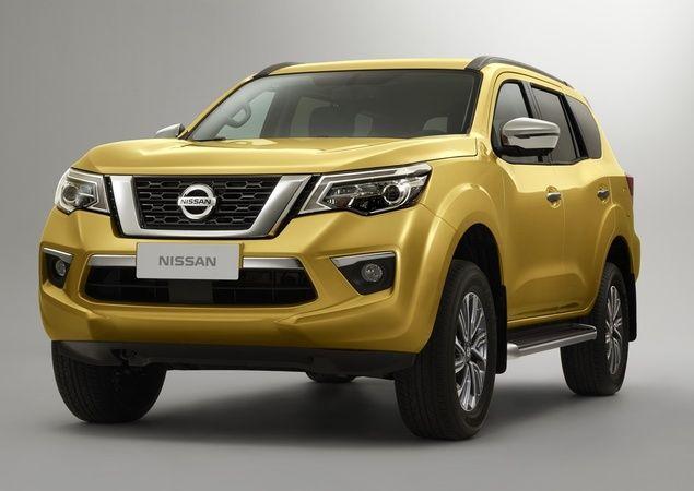 Terra 2019 Nissan Terra 2019 Novo Nissan Terra 2019 Terra Suv Nissan Xterra Nissan