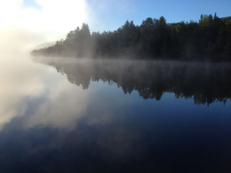 September morning at #Meech Lake