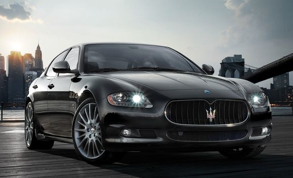 Maserati Quattroporte Sport GT S, My ultimate car! It's a four door luxury sport saloon so the whole family would fit! 0-60: 5.1 seconds, Top Speed: 177 MPH,  and only costs $146825 they way I would want it spec'd out.