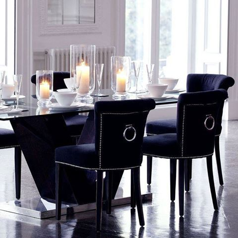 You wish such a design for your dining room? Contact us and we can order it for you!!  Suggested by #SimonaRizzi