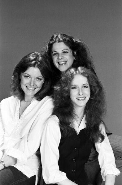 Gilda Radner, Jane Curtin, and Laraine Newman