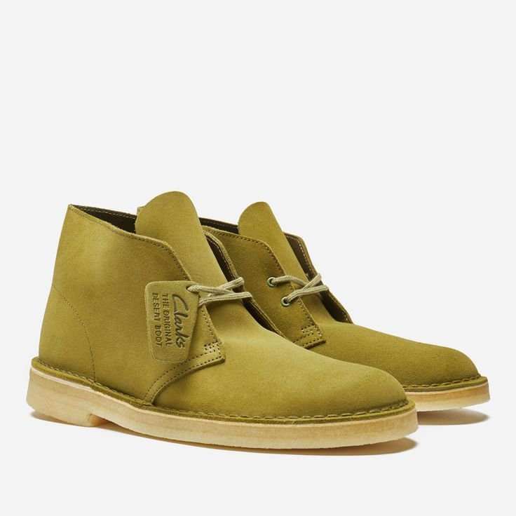 Clarks Originals Desert Boot - From The Hip Store-handpicking the best in quality menswear since 1987, bringing you the latest collections from over 100 brands.