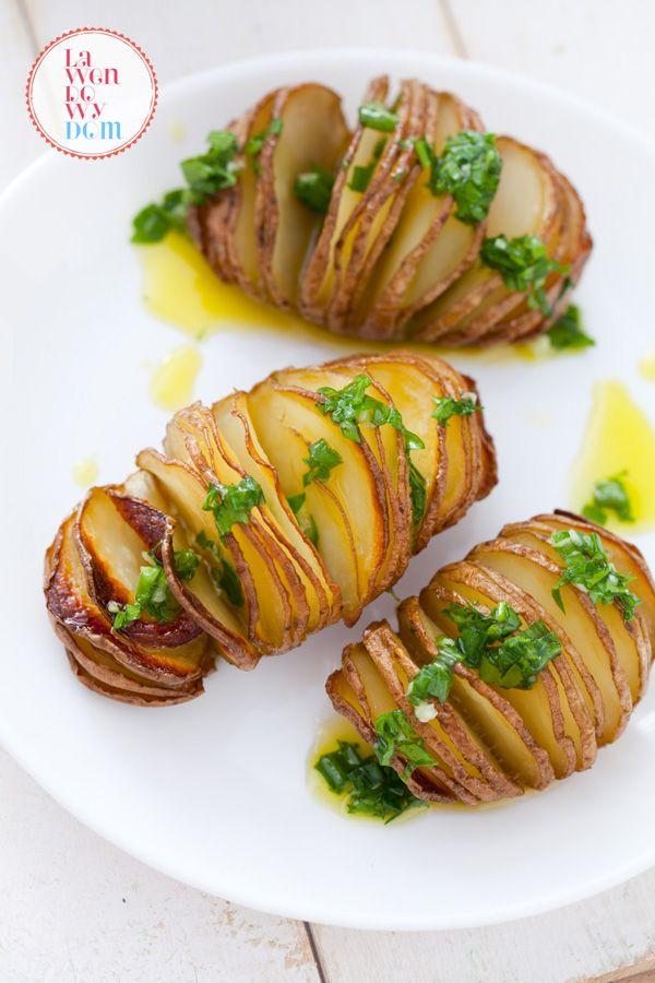 Nacinane pieczone ziemniaki które zwalą cię z nóg! | Lawendowy Dom
