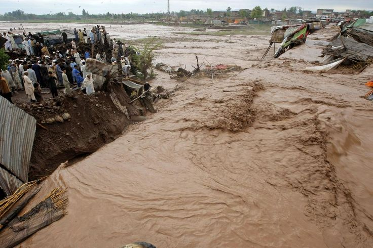 04/04/2016 - Flash Floods in Pakistan Leave at Least 45 Dead, Officials Say