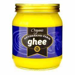 Pure Butter Ghee (Organic) - Netherend Farm - 300g