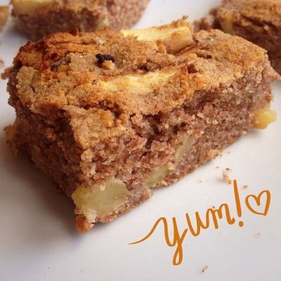 Ripped Recipes - Apple and Cinnamon Bake! - This is super  versatile and can be made into muffins, a tray bake, or a bread depending on what you fancy!