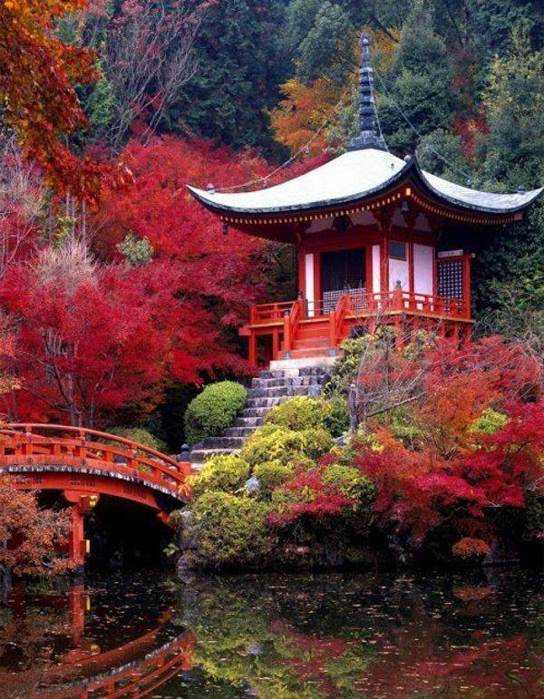 la maison en style japonais