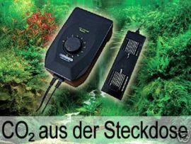 CO2 Controller Regler Anlage Carbon Plus Nisso Komplettsystem Aquarium Pflanzen CO1