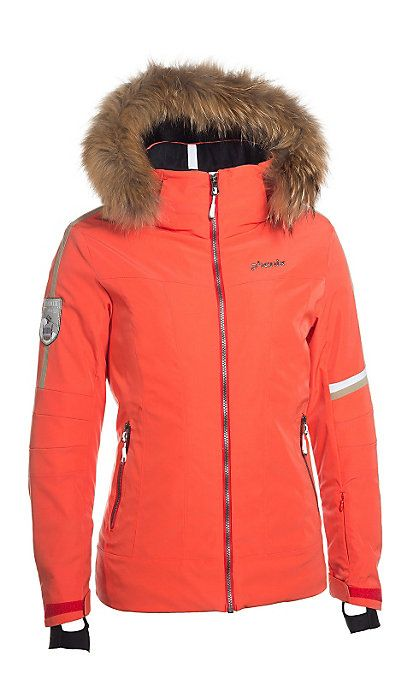 Phenix Lily Fur Jacket - Women's Ski Jacket - Skiing - 2014 - Christy Sports