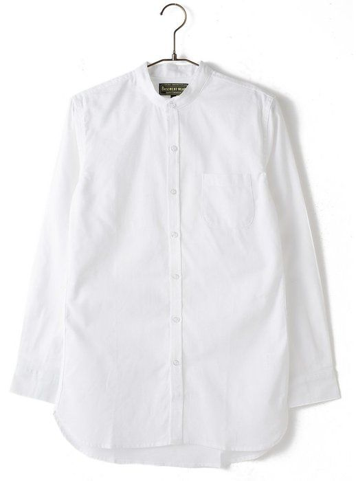 ホワイト XL (ジャックポート)JACK PORT パナマ織り 綿麻 バンドカラー ロング丈シャツ 長袖 ブロード シャツ ロング サイドZIP サイドジップ ヘム ラウンド ロング Tシャツ メンズ 長そで Yシャツ ビジネス 白 きれいめ ワイシャツ カットソー サイドスリット ビッグサイズ サイズ ビックサイズ BIG ビッグ ビック シルエット BIGシルエット ビックシルエット ビッグシルエット スポーツ メンズシャツ シャツメンズ S M L XL LL 10代 20代 30代 40代 春 夏 秋 冬 JKP20324007201