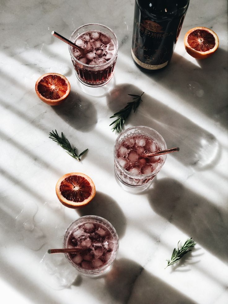 A Sparkling Christmas Punch Holiday Cocktail Recipe