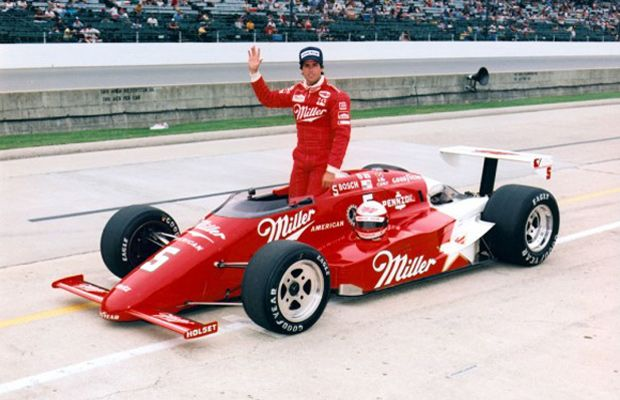 Indy 500 winner 1985: Danny Sullivan  Starting Position: 8  Race Time: 3:16:06.069  Chassis/engine: March/Cosworth