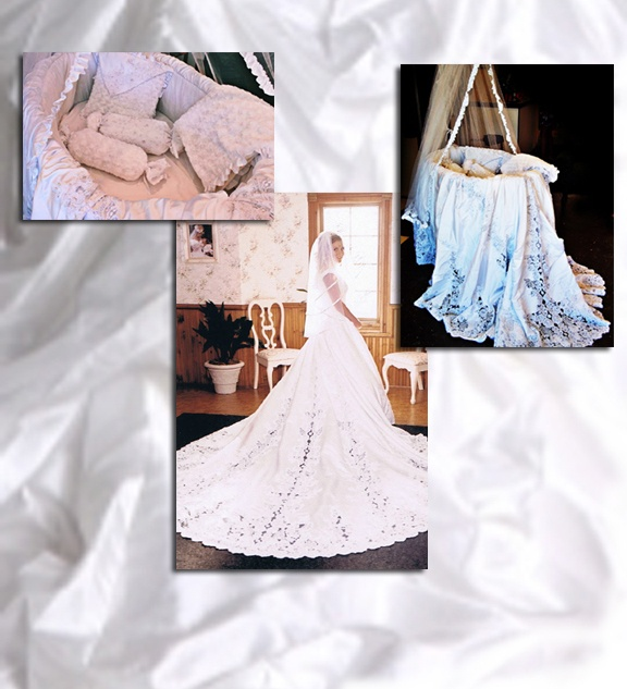 73 Best Images About Repurposed Wedding Dress On Pinterest