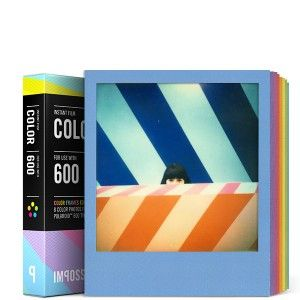 Color Film for 600 Color Frames