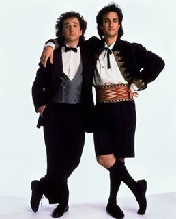 Perfect Strangers. I always thought Balky was kinda cute.