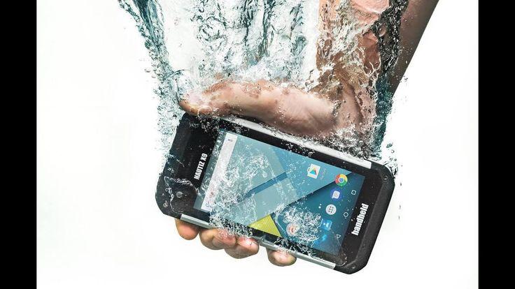 Handheld Group, fabricante de ordenadores portátiles móviles, y representada de Anatronic, anuncia el nuevo PDA rugerizado Android para entornos agresivos denominado NAUTIZ X9: un dispositivo portátil para uso profesional en ambientes industriales y exteriores difíciles.
