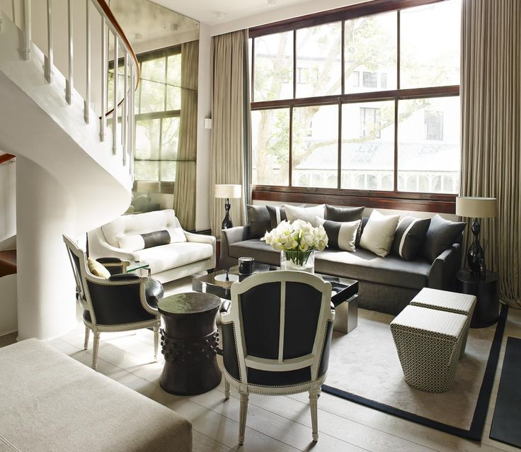 Top 100 leading interior designers by house garden part
