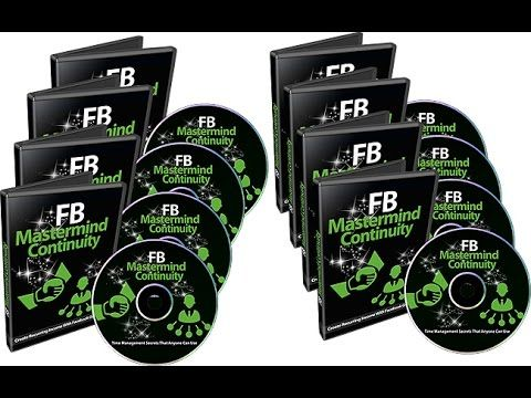 FB Mastermind Continuity #PLRVideoCourse - #Facebook Mastermind Continuity #PLRVideos – A Done For You #VideoSeries with Full #PrivateLabelRights that you can re-brand and #resell as your own and keep all the profits!