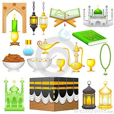 Object for Eid design