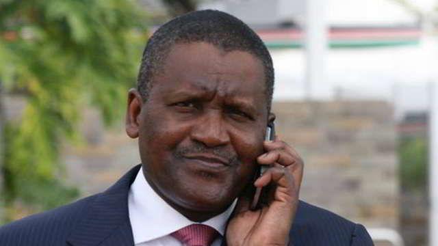 29 Milliardaires Africains Recensés, Aliko Dangote Toujours N°1