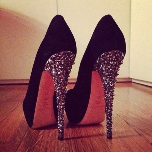 163 best heels images on Pinterest   Wide fit women's shoes ...