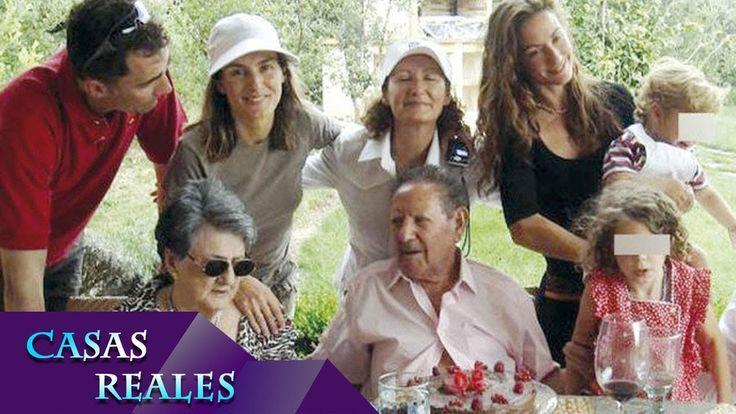 Los Rocasolano así vive la otra familia de la Casa Real española