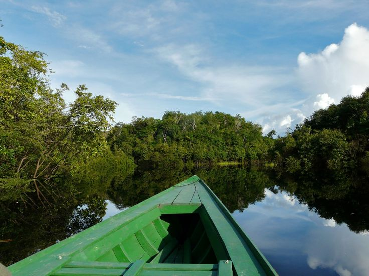 Amazone, reisideeen.nl