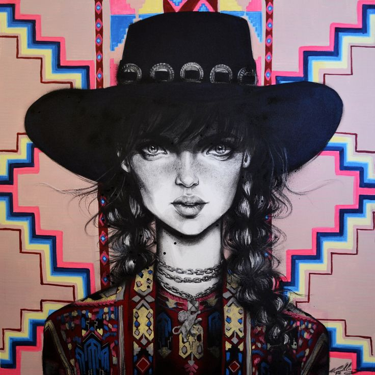 'Western Wanderlust' by Pippa McManus, 2014, COPYRIGHT © of Pippa McManus