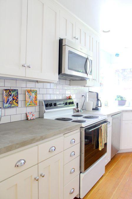 Kitchen Countertop Designs Minimalist Endearing Design Decoration