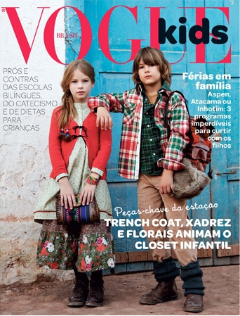 My first cover for Vogue Kids plus 2 editorials at the Atacama Desert, Chile :)
