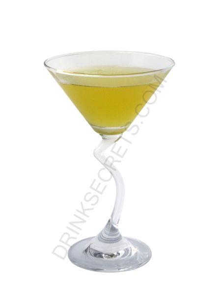 Passion Daiquiri cocktail image