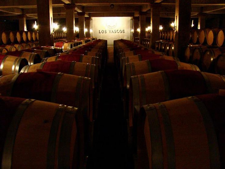 Los #Vascos Winery - Wine Tours offered all year round..#Colchagua Chile