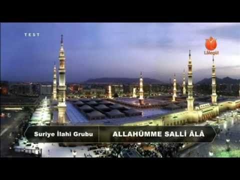 Suriye İlahi Grubu Allahümme Salli Ala