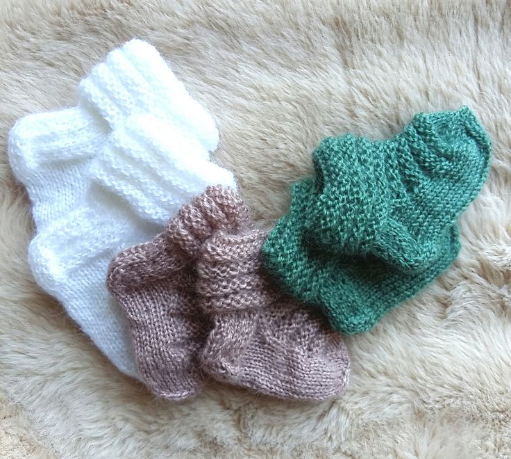 Socks for babies and toddlers / Kids socks / Knitted socks / Baby socks / Hand…