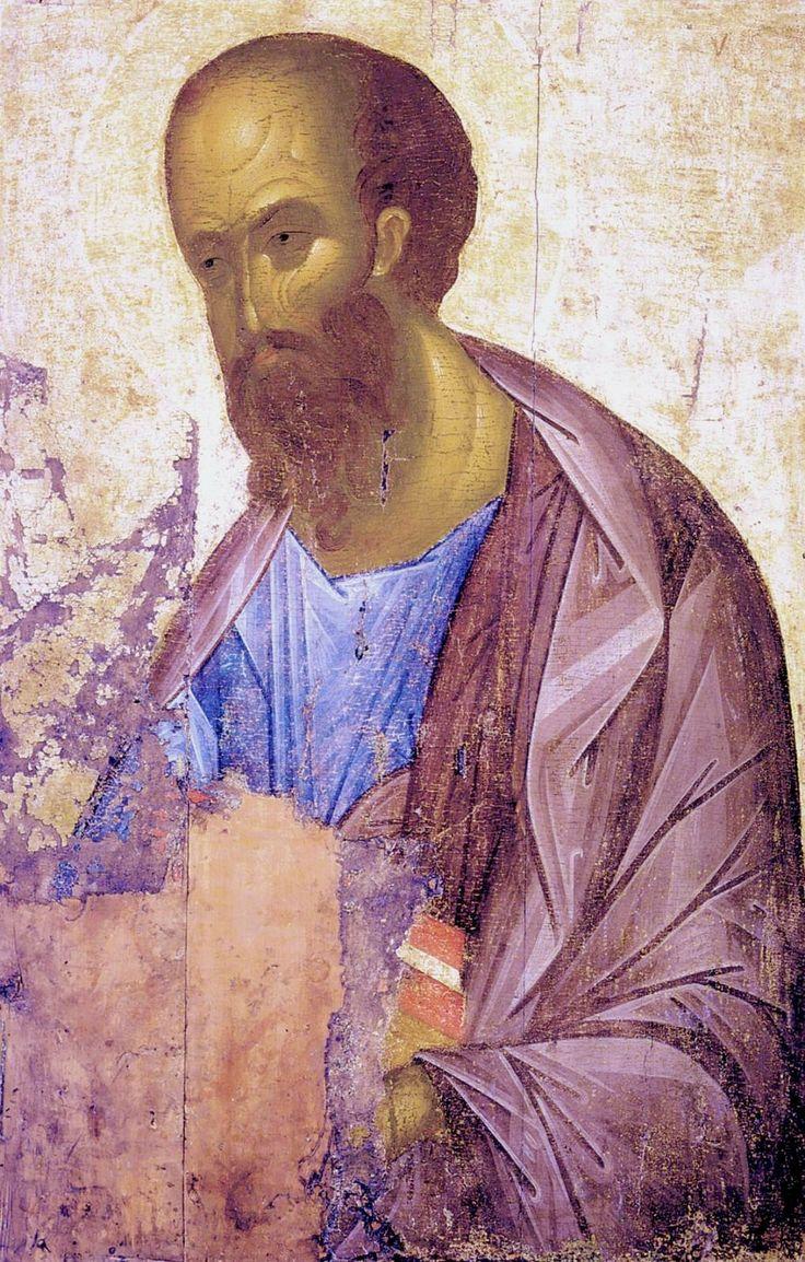 Rublev Saint Paul