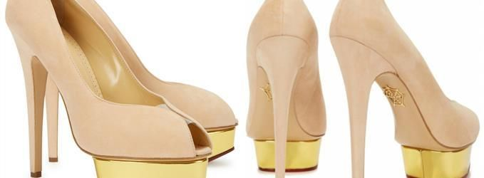 WIN   Charlotte Olympia Designer Heels From Harvey Nichols Manchester   Manchester Confidential