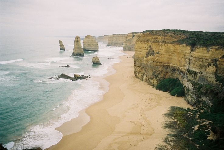 Mary Parker Photography - Great Ocean Road #travel #film