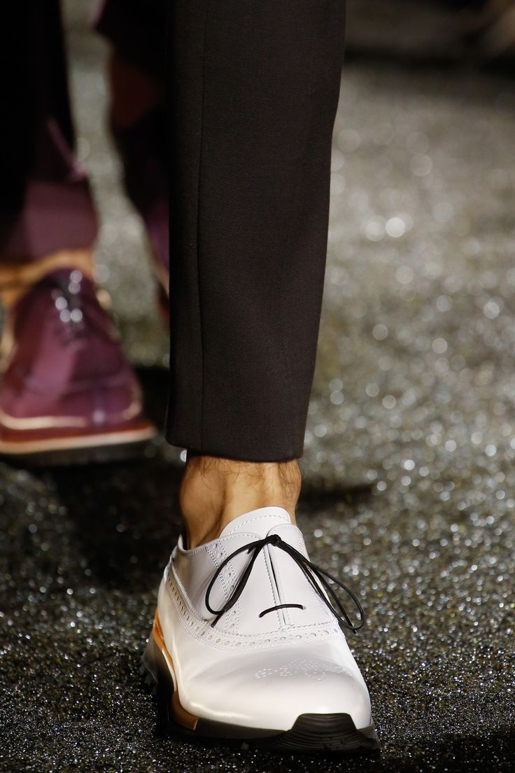 Berluti Fall 2016 Menswear Fashion Show. Shiny ShoesMen's ShoesFlat ...