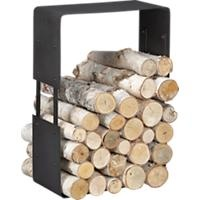 so i have a lame gas fireplace, not a real one....but if i did, this would be mine.    industrial wood storage