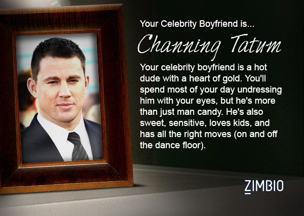 Celebrity Boyfriend Quiz - Which Celebrity is Your Soulmate