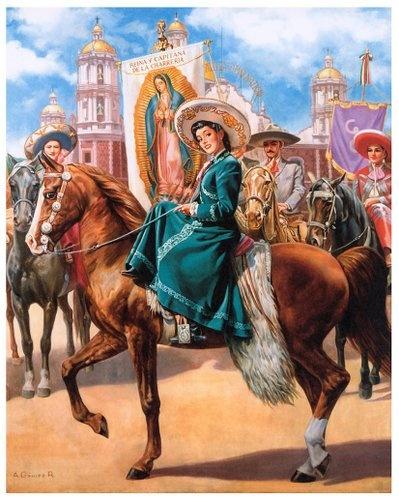 Beautiful Mexican Art Illustrations - supaswag >> counter culture art | love | rock